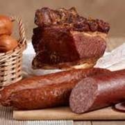 Колбасы, колбасные изделия, мясная продукция фото