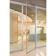 Элитные стеклянные двери INTERO, NAYADA с двойным остеклением фото
