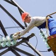 Монтаж и строительство воздушных линий электропередач фото