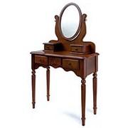 Стол консольный с зеркалом/Туалетный столик 90х146х39см. ADB 3101 фото