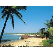 Пляжный отдых на море фотография