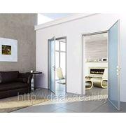 Особенные стеклянные двери SLIM производства NAYADA фото
