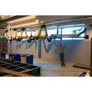 Демонтаж старых вентиляционных систем фото
