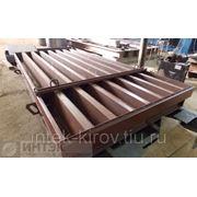 Металлоформы для производства железобетонных приставок ПТ43 фото