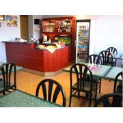 Кафе в Hostel Atoll фото