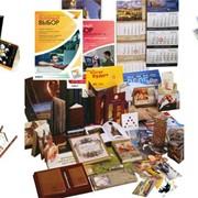 Полиграфия любой сложности от визитки до журнала фото