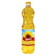 """Масло подсолнечное """"Лико"""" 1л. фото"""