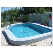 Монтаж плавательных бассейнов фото