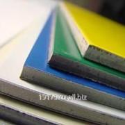 ПВХ белый вспененный 3 мм 2030 х 3050 фото