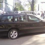 Прокат легкового авто в универсале с фаркопом фото