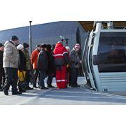 Проектирование строительство и сервисное обслуживание канатных транспортных систем фото