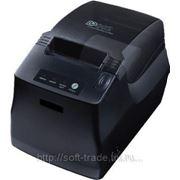 Чековый-принтер Birch BP-002B: 57mm, RS-232 + USB (черный), с БП фото