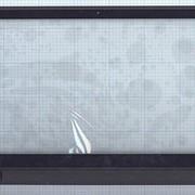 Сенсорное стекло (тачскрин) для Dell Inspiron 15R 04J3M2 c рамкой, Диагональ 15.6 фото