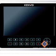 Видеодомофон с цветным монитором Kenwei KW-129C фото