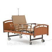 Кровать УG-2 с электроприводным секциями фото