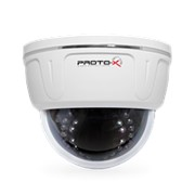Купольная ИК камера видеонаблюдения Proto-DX10F36IR фото