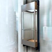 Лифт панорамный. фото