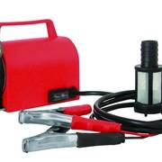 Легкий переносной насос для дизельного топлива KPT, 12 В, 40 л/мин фото