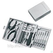 590103 Набор инструментов (25 позиций) в футляре. фото