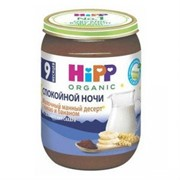 Хипп спок. ночи манный десерт с какао и бананом {с 9 мес} 190г фото