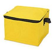 """Сумка-холодильник """"Ороро"""", желтый фото"""