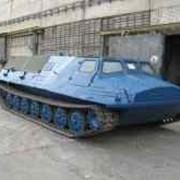 Гусеничный транспортер-тягач семикатковый ГТ-ТБУ фото