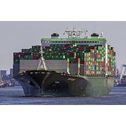 Морские контейнерные перевозки через порт Новороссийск фото