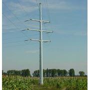 Столб освещения СВ 110-5 фото