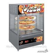 Тепловая витрина для пиццы ВН-1.40 3 тарелки (d=300мм)Sikom фото