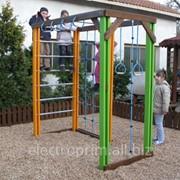 Детское сооружение модель С04 фото