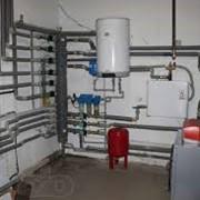 Ремонт и обслуживания газовых котлов. фото
