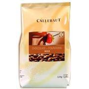 Шоколад молочный Barry Callebaut для шоколадного фонтана фото