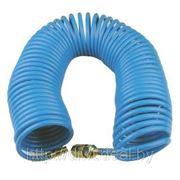 Шланг спиральный для пневмоинструмента 15м TE65008 фото