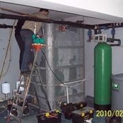 Услуги качественного монтажа и сервиса оборудования очистки воды в особняках и на предприятиях фото
