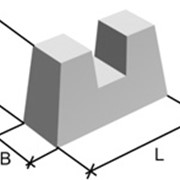 Фундамент Ф-1 для П5в фото