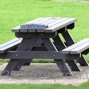 Стол для пикника Удобный фото