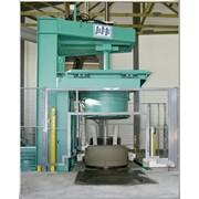 Оборудование для производства железобетонных труб, колец и их элементов KARIBIC, Оборудование для производства железобетона фото