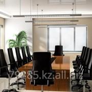 Потолок натяжной в офис фото