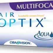 Линзы Ciba Vision Air Optix Aqua Multifocal сила от -10,00 до +6,00 фото