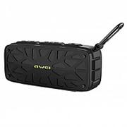 Портативная беспроводная колонка Awei Y330 (Bluetooth, MP3, AUX, Mic) фото
