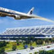 Проектирование наземной инфраструктуры гражданской авиации фото