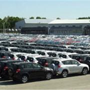 Учет автомобилей и их перемещений на Автотерминале компания БЛГ ВиДи Логистикс в г. Вишневое фото