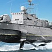 Газотурбинные установки для кораблей на подводных крыльях фото