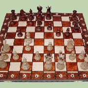 Шахматы Амбассадор фото