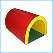 Мягкие спортивные модули - тоннель для подлезания складной фото