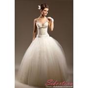 Свадебные платья вышитые фото