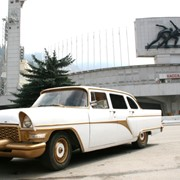 Прокат ретро автомобиля Газ 13 Чайка 1973 г. фото