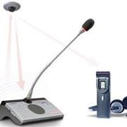 Цифровая инфракрасная беспроводная конференц система HSC-5300 Taiden фото