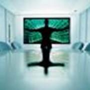 Аренда проекционного экрана DNP Alpha Screen, Аренда оборудования для образовательных учреждений фото