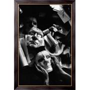 Картина Маски и штампы для королевского балета, Гаррет, Джон фото
